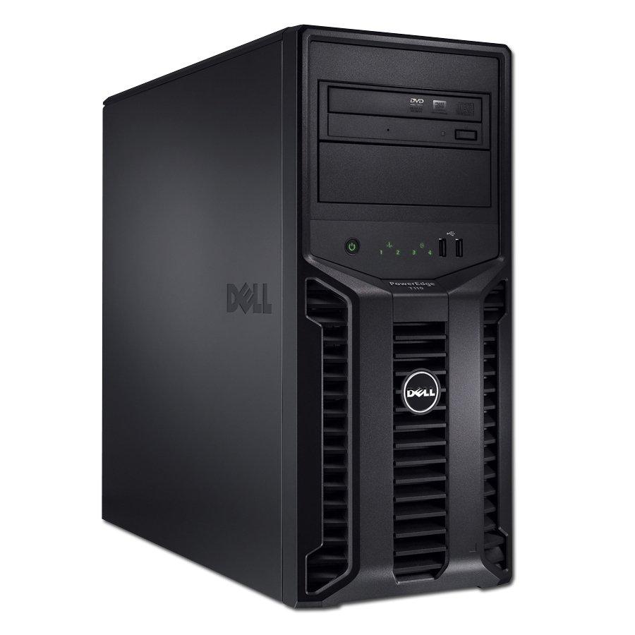 Loja Ti Servidor Em Torre Dell Poweredge T110 Ii