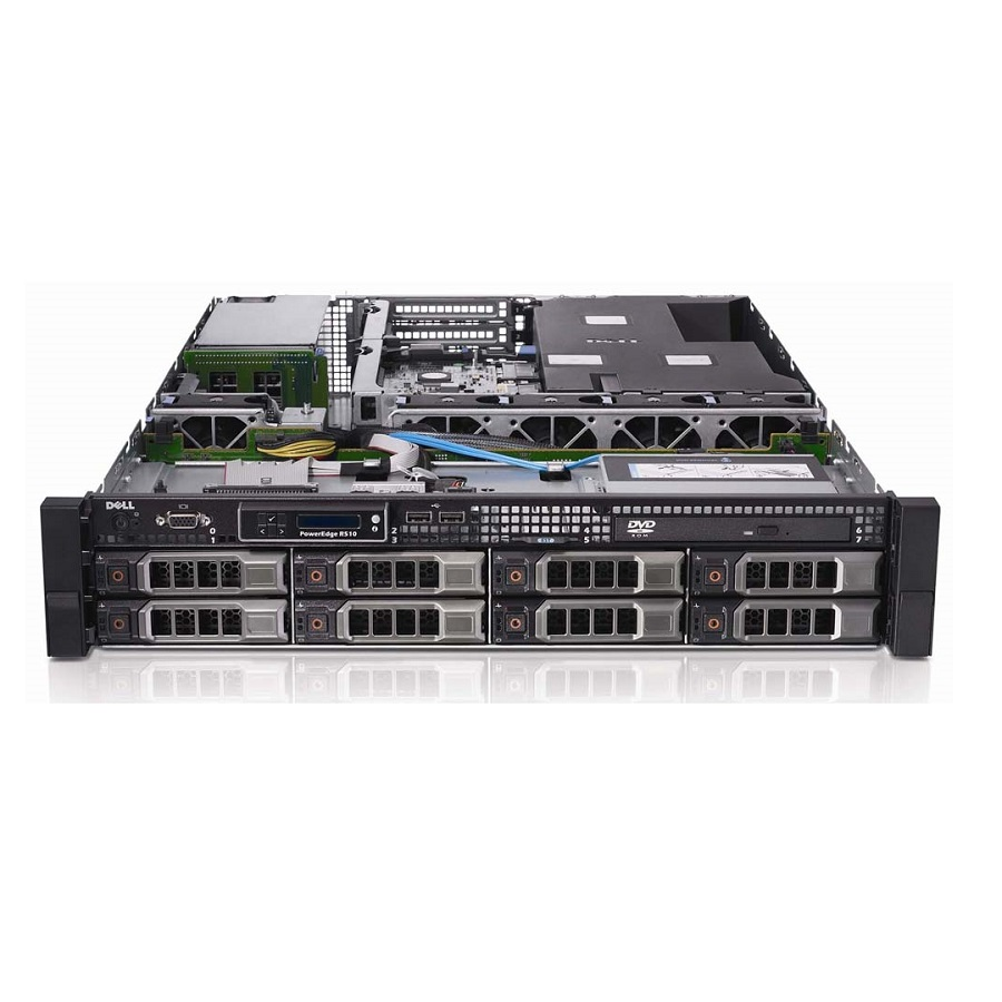 Servidor em Rack Dell PowerEdge R510 11G