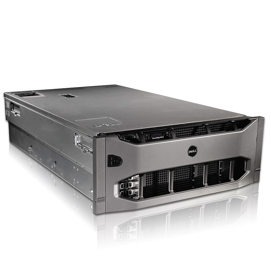 Servidor em Rack Dell PowerEdge R910 11G