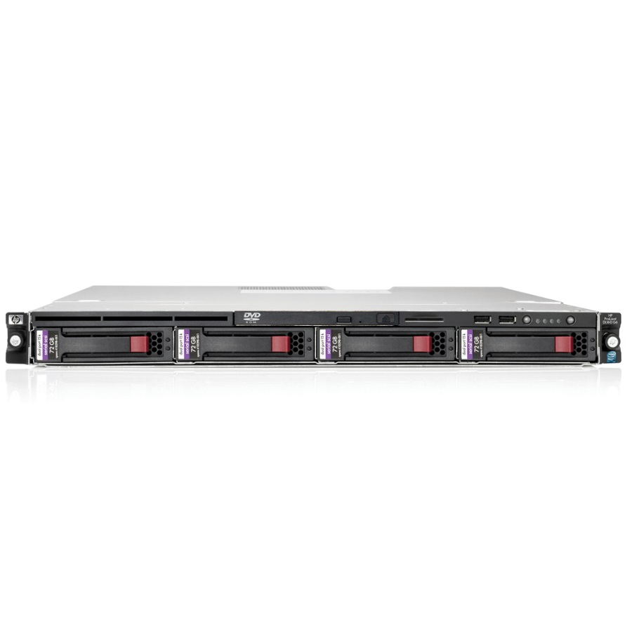 Servidor HP ProLiant DL160 Gen6
