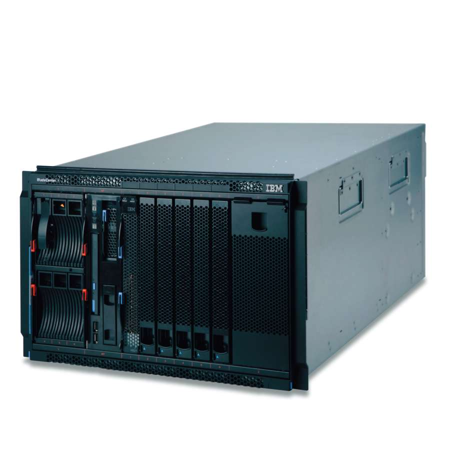 Chassis IBM BladeCenter S