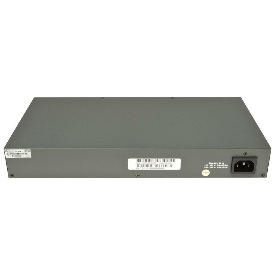 HP Vlan setup on an 1810G-8 switch
