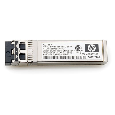 Transceiver HP 8Gb Short Wave B-Series - AJ716B