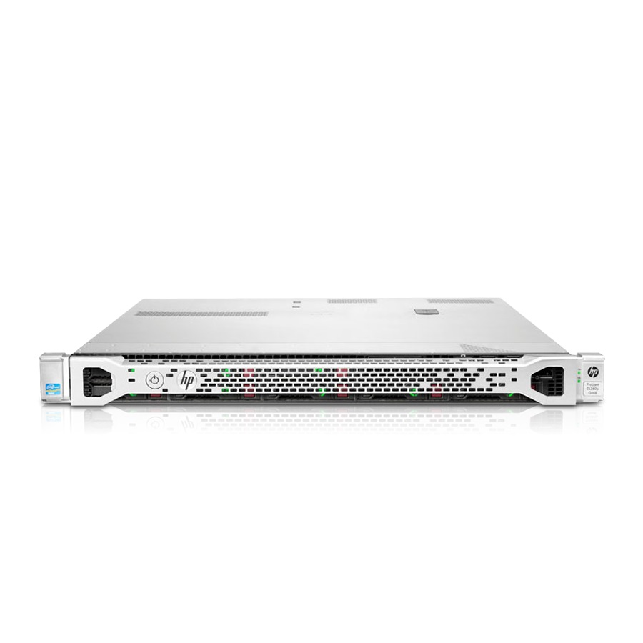 Servidor HP ProLiant DL360p Gen 8