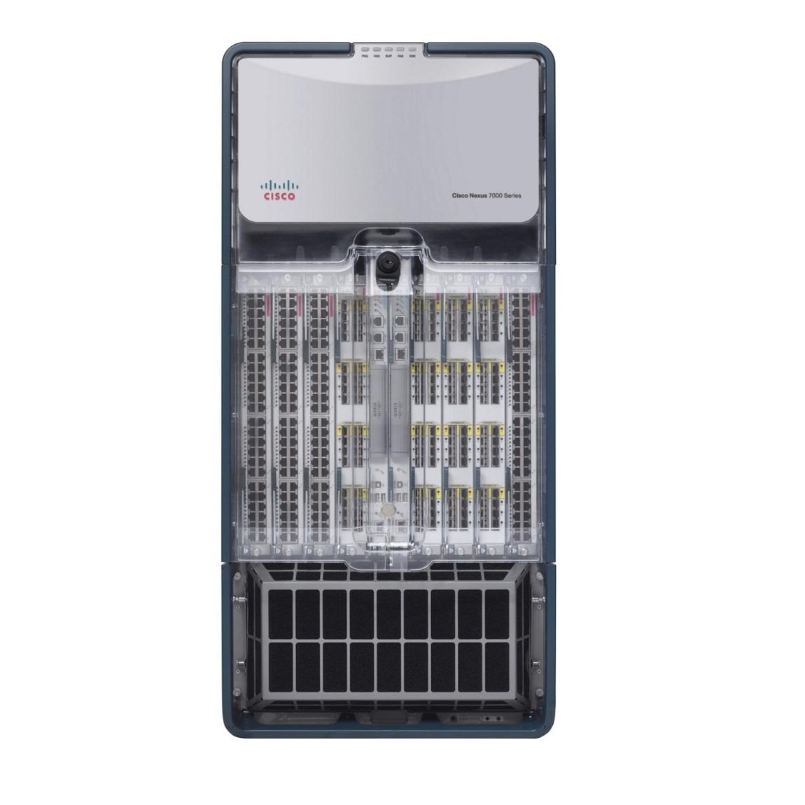 Loja Ti Cisco Nexus 7010 Chassis