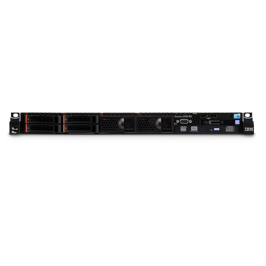 Loja Ti Servidor Ibm System X3550 M4