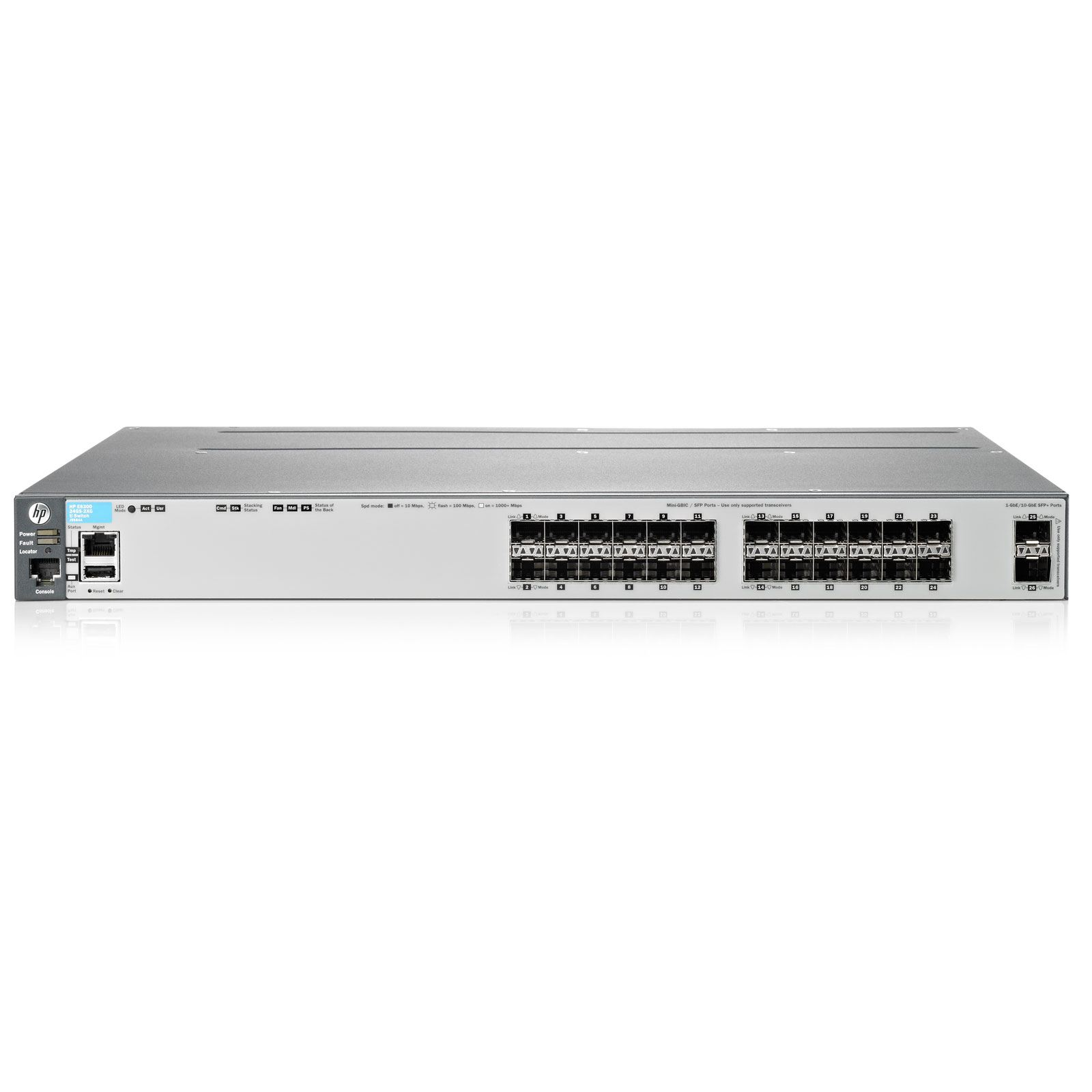 Switch HP 3800-24G-PoE+ -2SFP+ J9573A